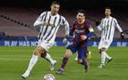 El Barça pierde el liderato y traslada todas sus dudas a Europa