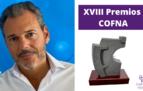 El director de vacunas de Pfizer, Luis Jodar, galardonado con los Premios Cofna