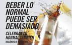 Campaña del Ejecutivo foral para moderar el consumo de alcohol en Navidad