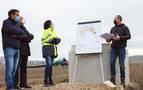 Finalizadas las obra del riego comunal en siete localidades de Zona Media