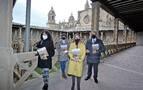 'Conocer Navarra' lleva su exposición fotográfica a la Catedral de Pamplona