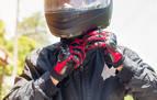 Principales causas accidentes de moto en invierno