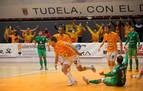 Lío en el fútbol sala navarro: el Aspil pide en los despachos los puntos ante el Xota