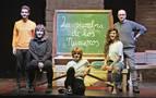 La Escuela Navarra de Teatro estrena en Navidad 'La siembra de los números'