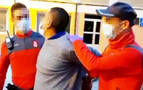 Detenido en Sarriguren por negarse a llevar la mascarilla y encararse con los agentes