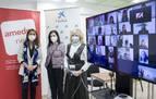Entregados los diplomas a 11mujeres del programa dementoringpara la inserción laboral