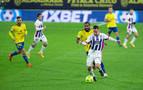 Cádiz y Valladolid empatan a cero en el estadio Ramón de Carranza