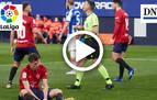 Resumen del Osasuna 1-1 Alavés en vídeo
