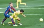 El Villarreal se llevó un partido de alternativas frente al Levante