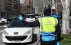 Denunciados cinco conductores en una campaña del cinturón de seguridad