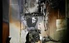 Atendido un matrimonio tras un incendio en un piso de Iturrama