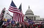 Las grandes empresas condenan el asalto al Capitolio y algunos piden destituir a Trump