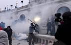 Muere un policía herido durante el asalto al Capitolio de los partidarios de Trump