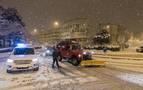 Filomena deja la mayor nevada en décadas en la Ribera sin provocar incidencias graves