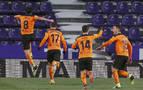 El Valencia se reencuentra con la victoria en Zorrilla