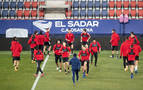 Osasuna jugará el partido de Copa ante el Espanyol el domingo 17