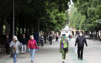 El mercadillo de San Blas del día 3 se traslada al paseo Sarasate