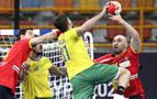 Los 'Hispanos' debutan con un agónico empate en el Mundial