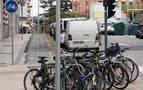 Hasta 150 bicicletas involucradas al año en accidentes en Pamplona