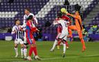 El Real Valladolid araña un punto en el minuto 89