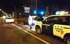 Colisión entre dos vehículos sin heridos en Cascante
