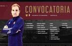 Arrasate cita a 21 jugadores para el choque de Mestalla