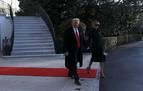 Trump, en su adiós: &quotEstaremos de vuelta de algún modo