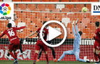 Resumen del Valencia 1-1 Osasuna en vídeo: gol de Jonathan Calleri (0-1)