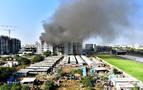 Cinco muertos en el incendio de la fábrica india de la vacuna de Oxford y AstraZeneca