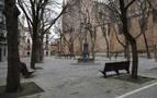 ¿Habrá terrazas en las plaza de San José y Compañía?