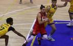 Lucas Antúnez, baja por tiempo indefinido por una lesión de rodilla