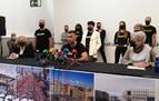 Los condenados del 'caso Alsasua' agradecen el