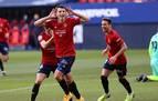 Contratiempo en Osasuna: Jony y Budimir sufren lesiones musculares