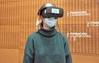 Presentadas unas gafas que facilitan la rehabilitación auditiva de personas sordas