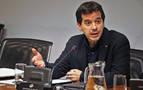 Foto del consejero de Desarrollo Económico y Empresarial, Mikel Irujo.