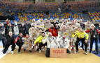 España doblega a Francia y se cuelga el bronce