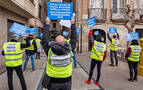 Diecisiete policías locales pedirán  el paso al cuerpo foral