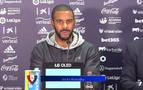 Ramalho reconoce que venir a Osasuna es &quotuna gran oportunidad