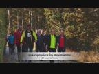 Espíritu Nordic Walking, en Tierras de Javier