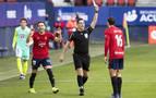 Apelación retira la tarjeta a Calleri en el partido contra el Granada