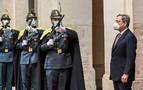 Mario Draghi jura como nuevo primer ministro de Italia