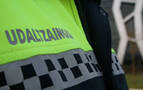 Dos detenidos y un policía herido en incidentes en el casco viejo de Vitoria