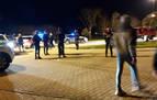 Policías intervienen tras una pelea entre jóvenes en Barañáin