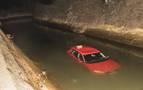 """Policía Local de Castejón: """"Nos hemos tirado al agua, pero ha sido imposible"""""""