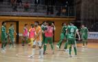 Un gol de Fabinho en el minuto 39 decide el derbi navarro, que el Aspil controló