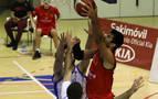 El Basket Navarra no perdona