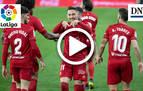 Resumen del Alavés 0-1 Osasuna en vídeo