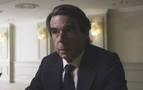 Aznar, ante el tribunal de la caja 'b':