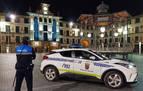 Sancionado por dar positivo al volante en Tudela y circular sin permiso