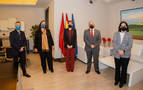 Navarra y AVT firman un convenio para la atención a las víctimas de terrorismo